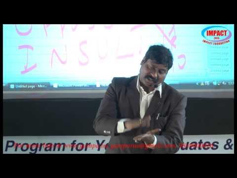 Be A Champion|Gampa Nageswararao|TELUGU IMPACT Hyd 2013-Part2