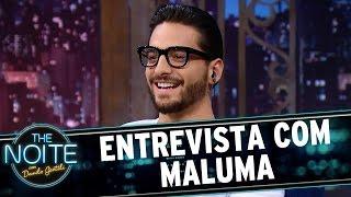 Entrevista com Maluma | The Noite (10/05/17)