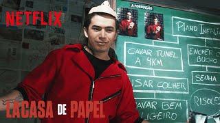 Whindersson Nunes também quer La Casa de Papel pra ontem   Netflix Brasil