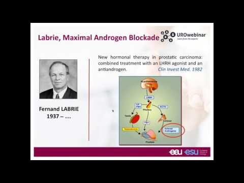 Octreotide in the treatment of prostate cancer