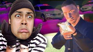 THE POLICE FINALLY ARREST ME (Sneak Thief)