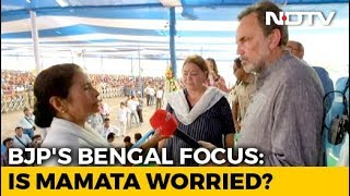 """""""PM Has Become Worse Than Fascist"""": Mamata Banerjee To Prannoy Roy"""