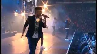 The Wanted - Heart Vacancy - Capital FM Summertime Ball 2011