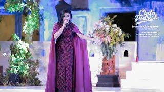 Suara Untuk Negeriku - Cintaputrish / LIVE PERFORMANCE AT NGAWI BATIK FASHION 2018