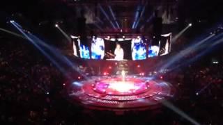 Tata Young : I Believe & El Nin Yo! Live 6.2.13 Dance Fever