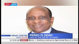 Tanzanian billionaire business mogul Reginald Mengi dies at the age of 75