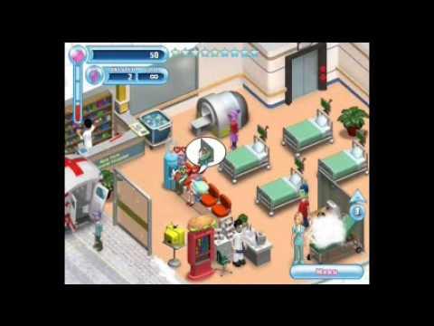 Hysteria Hospital: Emergency Ward game trailer