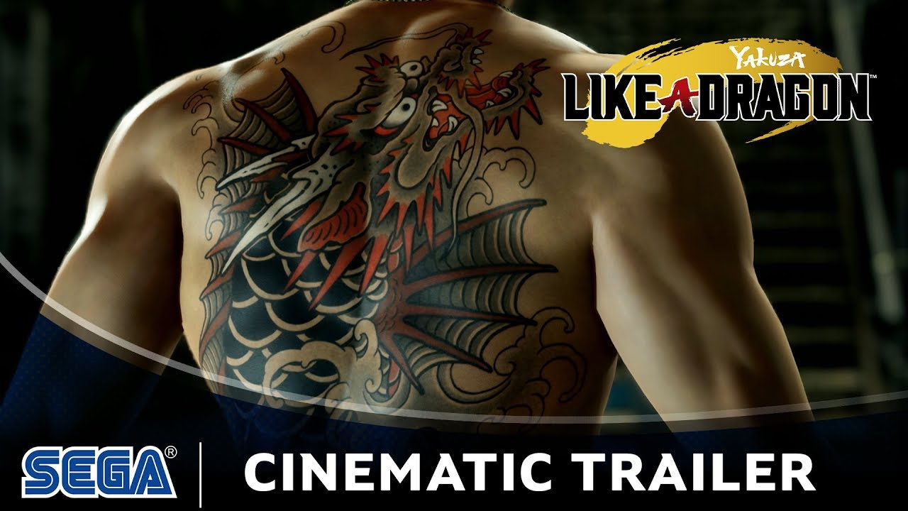 Trailer di Yakuza: Like a Dragon