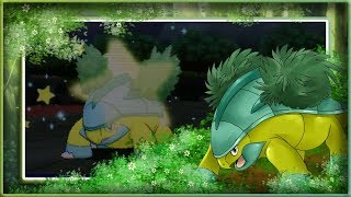 Grotle  - (Pokémon) - [LIVE] Shiny Grotle!!! After 3,566 REs via Island Scan! in Ultra Moon!! (Full Odds)