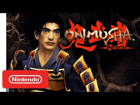 Good Morning, Here's Onimusha Running On The Switch