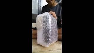 Unboxing Paket Dari Lazada