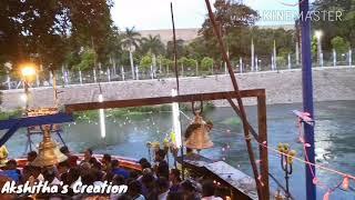Mettur dam Anaikattu Muniappan Temple   Aadi 18 festival at a glance 2018   அணைக்கட்டு முனியப்பன்