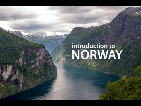 Conheça os Belos e Impressionantes Fiordes da Noruega!