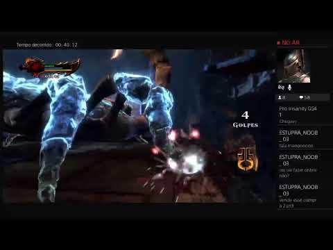 God of War 3 very hard/Caos - Armadura de Apolo