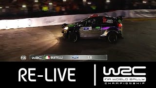 WRC - Mexico2016 Stage 1 Bertelli Run Relive