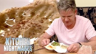 Gordon Ramsay's Food Is Flooded With Oil | Kitchen Nightmares