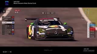 Gran Turismo™SPORT - Bathurst Mercedes AMG GT3 Gr3 (online race)