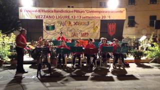 preview picture of video 'The Small Band @ VI festival Contemporaneamente di Vezzano Ligure (SP) 12/09/2014'