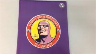 Celebrating Sy Barry's 90th Birthday