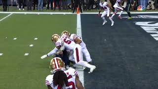 49ers vs Seahawks CRAZY Final Play Of The Game ᴴᴰ