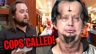 Pawn Stars Chumlee Encounters COMPLETE SCUMBAG!