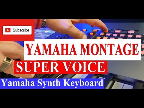 Download Yamaha Montage Demo Video 3GP Mp4 FLV HD Mp3 Download