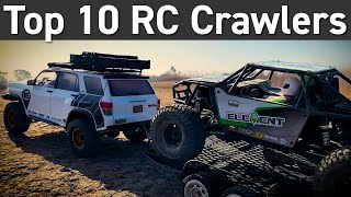 Top 10 RC Rock Crawlers