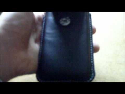 Samsung galaxy ace plus handytasche[Unboxing]
