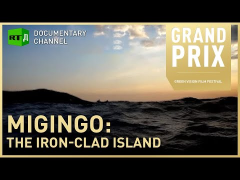 Migingo: The Iron clad Island. The most densely populated island in Africa