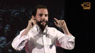preview picture of video 'YAGO DE MARTA - La necessitat de comunicar-se - TEDx Andorra la Vella'
