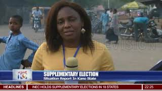 Supplementary Elections: Situation Report In Kano