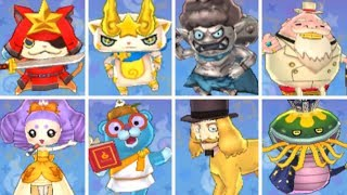 How To Get All Merican Legends in Yo-kai Watch 3!