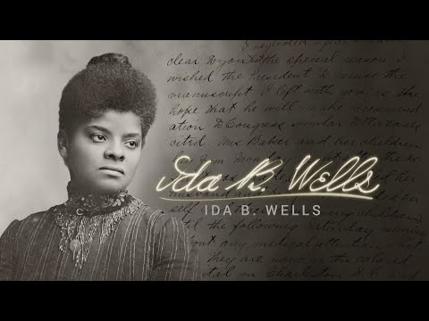, title : 'Ida B. Wells: A Chicago Stories Special