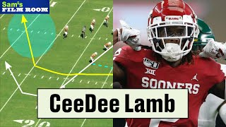 Why CeeDee Lamb was the STEAL of the Draft by the Cowboys | Film Room