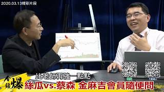 《楊世光在金錢爆》20200403蔡森PK.絲瓜特輯-2