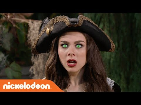 'Party Like A Zombie' Spooky Mashup w/ School of Rock, The Thundermans, Henry Danger & More! | Nick