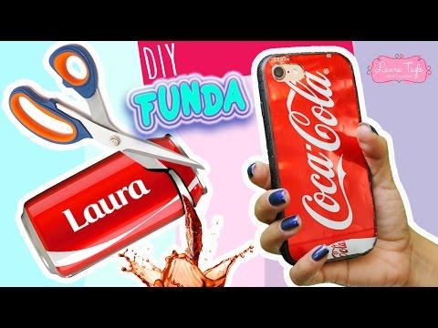 Haz una Funda Refrescante de Coca-Cola! / DIY