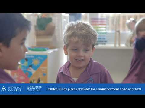 Newman College - Early Childhood Education - Holistic Education