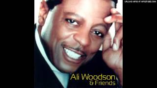 Ali-Ollie Woodson - And Then We Touched