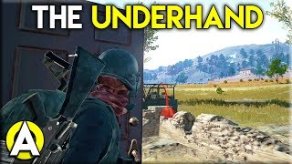 The Underhand - PLAYERUNKNOWN