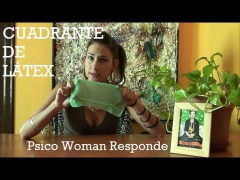 Barrera de Látex/Dental Damm |Psico Woman responde
