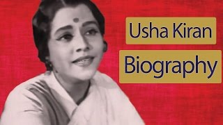 Usha Kiran - Biography