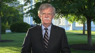 "John Bolton on Iran deal pullout: U.S. not relying on ""paper promises"""