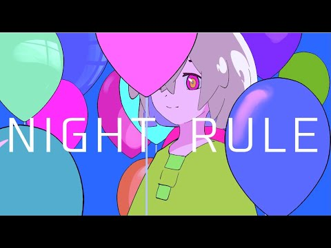 ∴KAFU『ナイトルール』- Night Rule【Official】