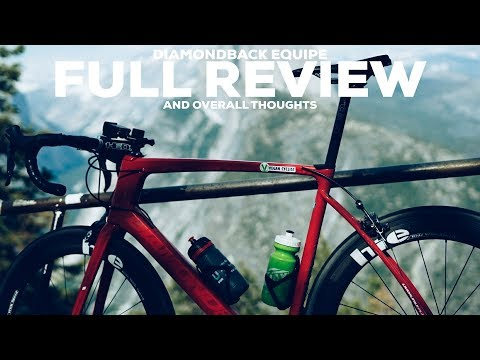 Diamondback Equipe Road Bike Review & Overall Thoughts