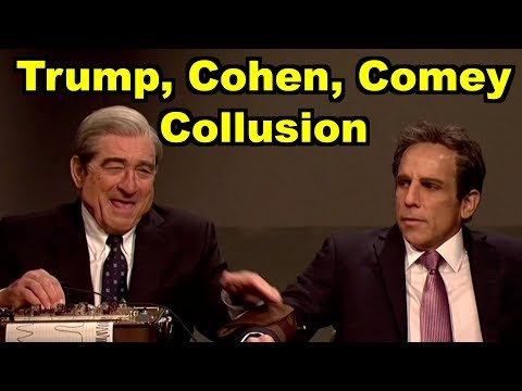 Trump, Cohen, Comey, Collusion? - Ben Stiller, Paul Ryan & MORE! 5 Years! LV Sunday Clip Roundup 260