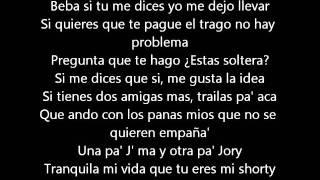 Hola Beba Remix Farruko Ft J Alvarez y Jory(Con letra).wmv
