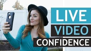 How to Build Confidence on Facebook Live Video | Facebook Live Streaming Tips