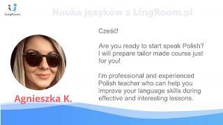 Agnieszka K. presentation