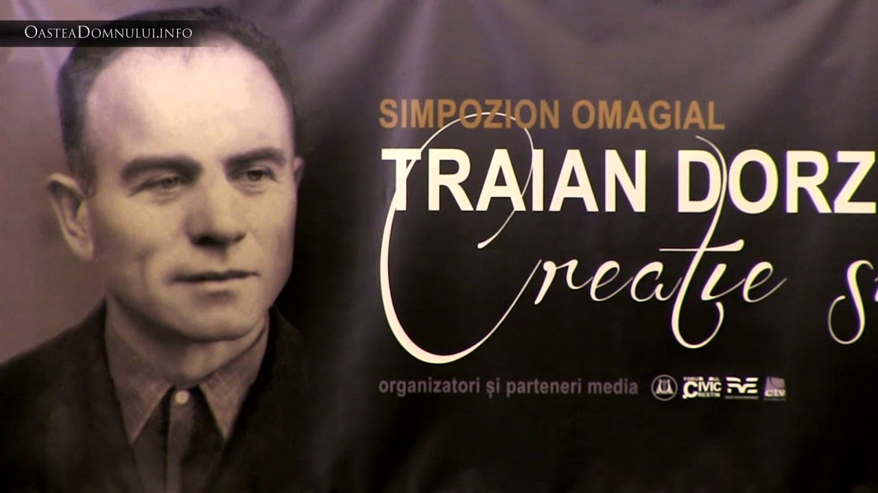 PS Daniil Stoenescu – Simpozion Omagial Traian Dorz 100 – Cluj, 12.09.2013